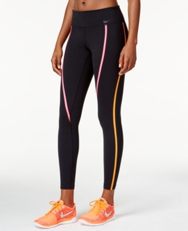 cc1e3cef95e956 NWT NIKE POWER LEGENDARY WOMEN'S MID-RISE TRAINING TIGHTS 803429 012  #fashion #clothing #shoes #accessories #womensclothing #activewear (ebay  link)