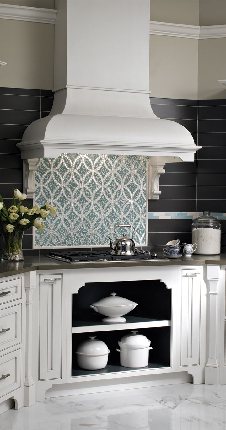 1338 best backsplash ideas images on pinterest dream kitchens french country kitchen design taking inspiration from asian art and updated version of chinese chippendale chinoiserie detailing