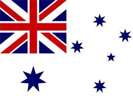 Royal Australian Navy White Ensign