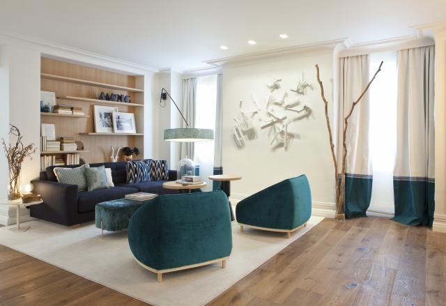 11 tendencias de muebles y decoracion 2016: Colores tendencia para 2016