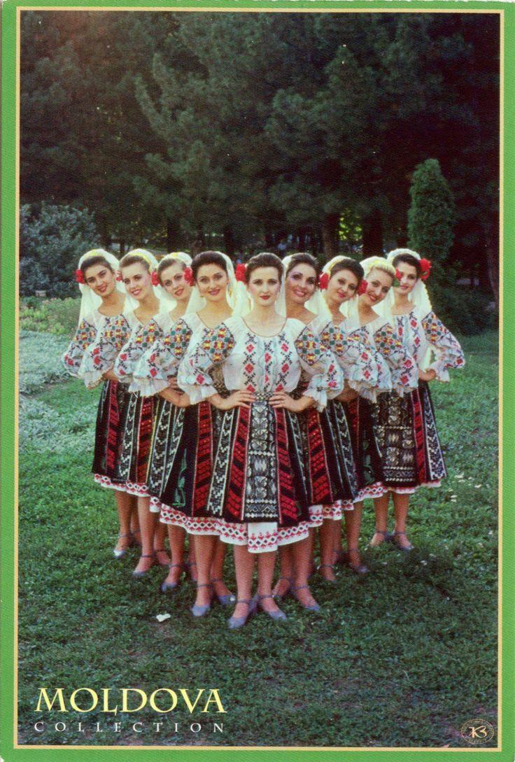 Moldovan Folk Dance.