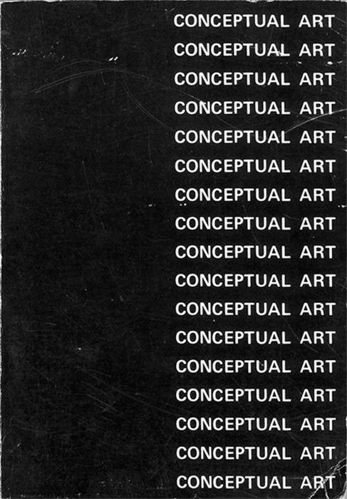 """conceptual art.  - VÁSQUEZ ROCCA, Adolfo,  """"ARTE CONCEPTUAL Y ARTE OBJETUAL"""", En Escáner Cultural – Revista de Arte contemporáneo y nuevas tendencias, Santiago, 2006.  http://revista.escaner.cl/node/42"""