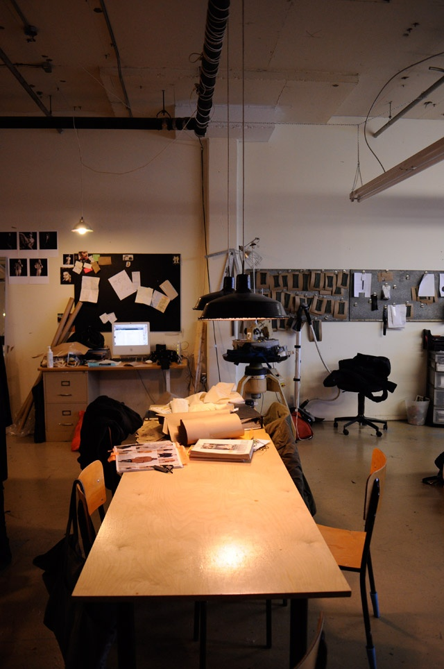 Cool working place.