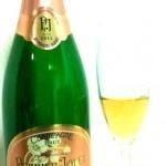 Un brindis con champán Perrier-Jouët Blason Rosé para celebrar un aniversario