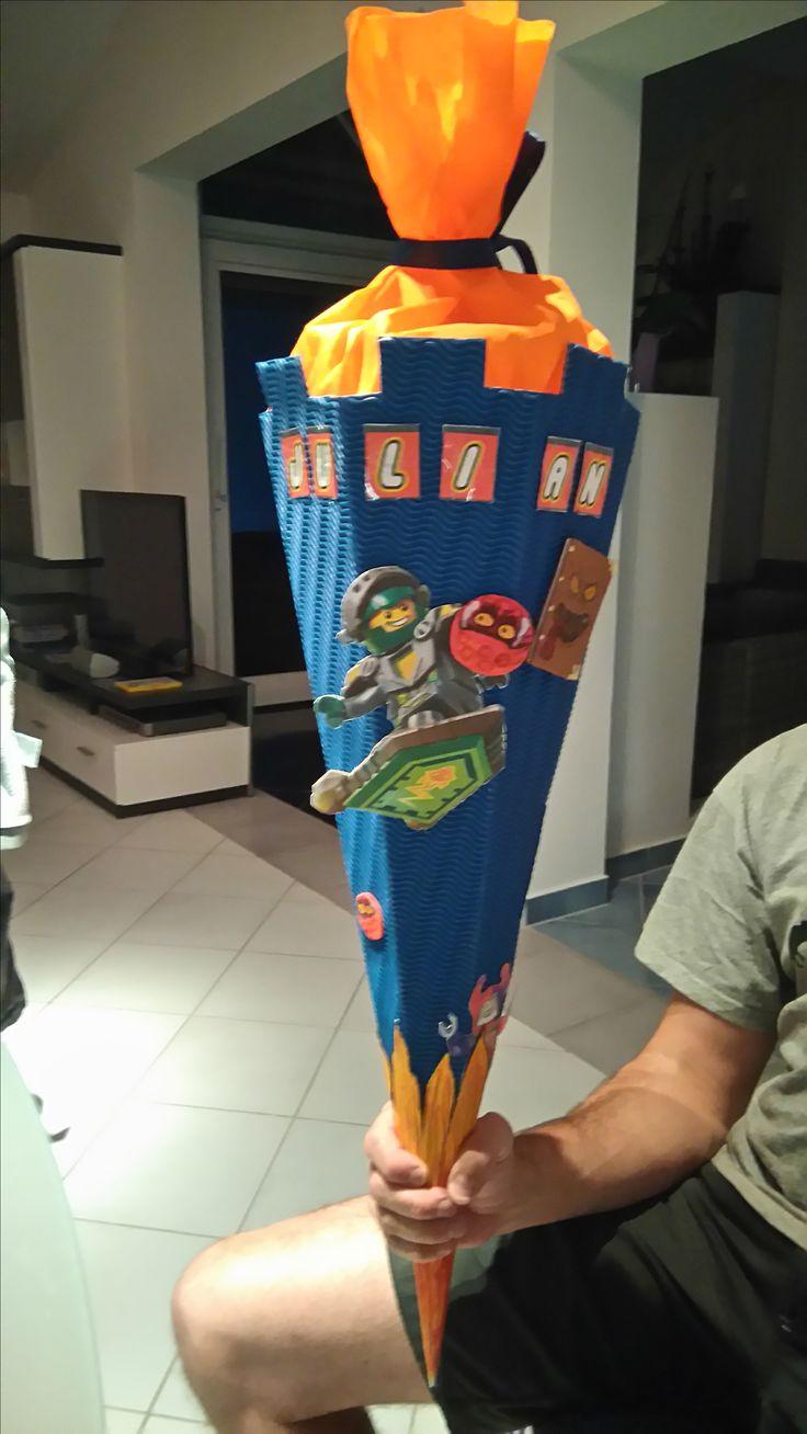 Lego Nexo Knights Schultüte