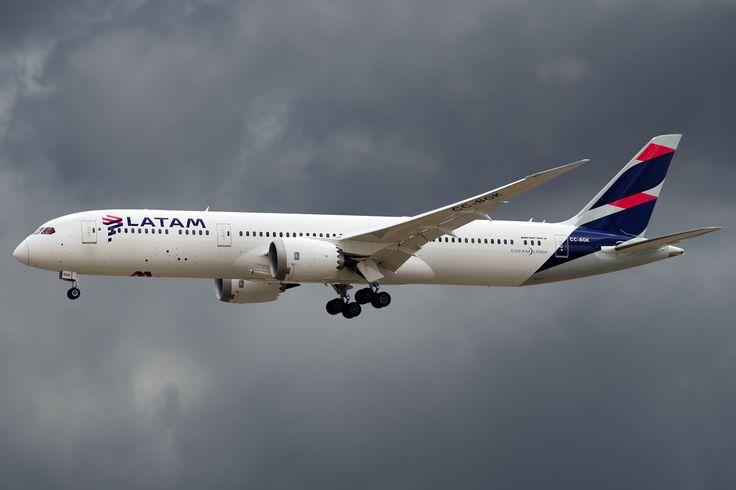 Boeing 787-9 Dreamliner - LATAM | Aviation Photo #3856039 | Airliners.net