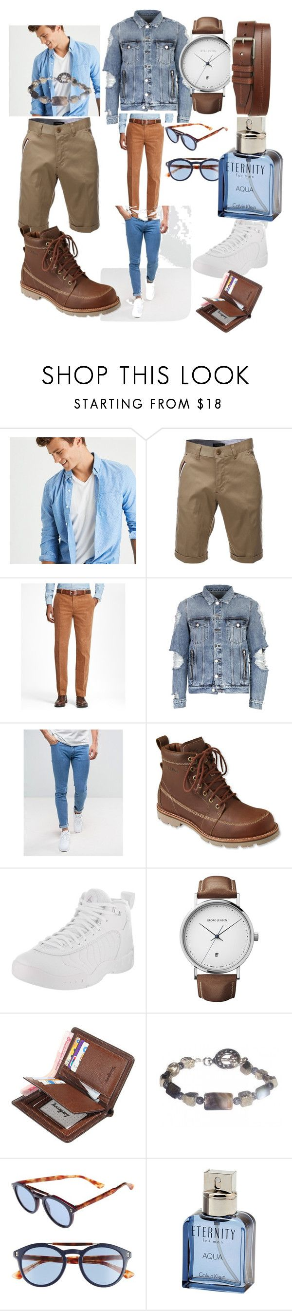 """""""# no body#like#you#"""" by hannazakaria ❤ liked on Polyvore featuring American Eagle Outfitters, Brooks Brothers, Balmain, Diesel, L.L.Bean, NIKE, Georg Jensen, Gucci, Calvin Klein and 1901"""