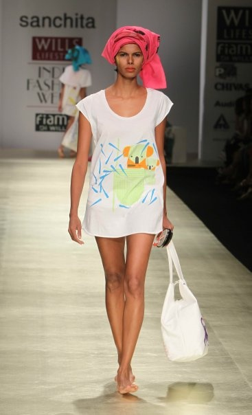 """Wills Lifestyle India Fashion Week SS 2010"" Day 3 by Sanchita #Fashion #WillsLifestyle"