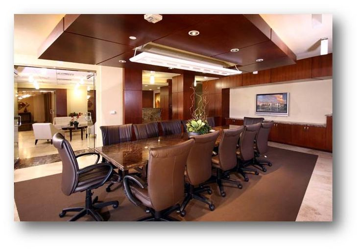 Office conference room design conference room ideas for Meeting room interior design ideas