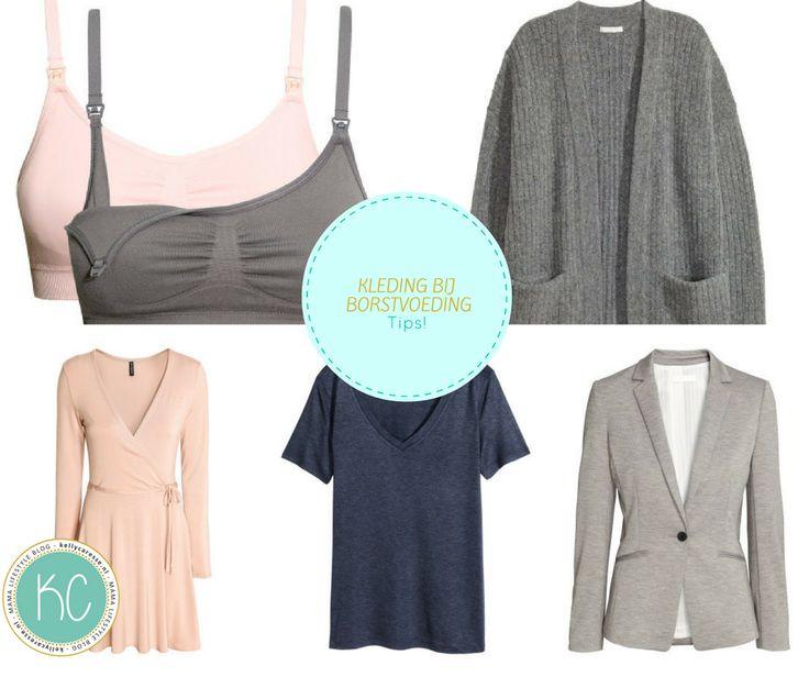 Tips voor mama's: Kledingtips bij het geven van borstvoeding: Wat voor kleding draag je als je borstvoeding geeft? Deze tips helpen je het voeden makkelijker te maken! Voedingskleding en reguliere mode