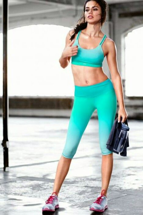 adriana lima vsx sport 2014 workout clothes workout clothes