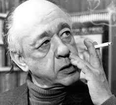 Eugen Ionescu la microfonul Europei Libere in 1977