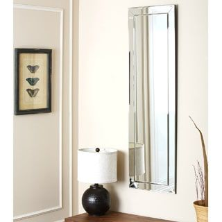 Shop for Abbyson Loft Rectangle Wall Mirror. Get free shipping at Overstock.com - Your Online Home Decor Outlet Store! Get 5% in rewards with Club O! - 14785524