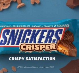 Free at Walgreens : FREE Snickers Crisper Product 4/17 - http://couponsdowork.com/walgreens-weekly-ad/free-at-walgreens-free-snickers-crisper-product-417/