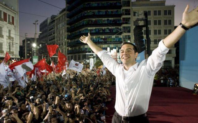 Il passo indietro di Tsipras, deposta la bandiera rossa per evitare la fossa #bce #europa #fmi #germania #grecia