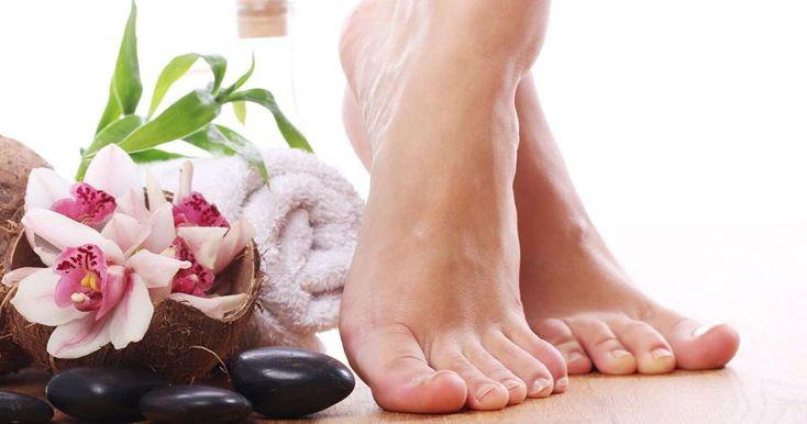 Receta natural para aliviar pies cansados e inflamados