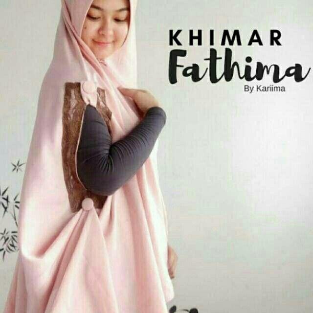 Saya menjual Khimar Fathima Pink seharga Rp179.900. Dapatkan produk ini hanya di Shopee! https://shopee.co.id/kariimaindonesia/205340603/ #ShopeeID