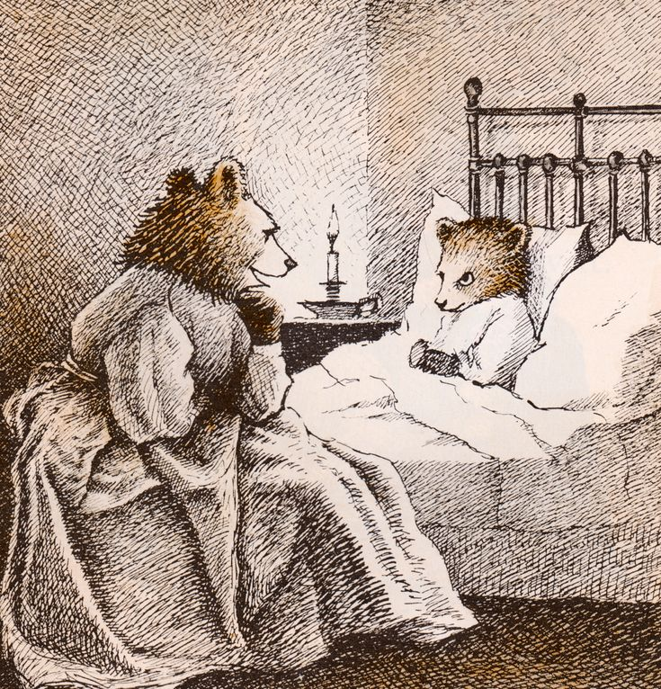 Maurice Sendak - Little Bear My kids loved these stories.