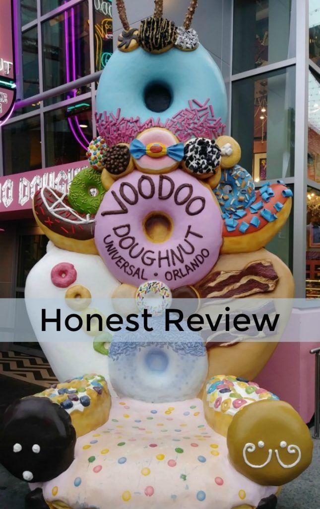 Voodoo Doughnuts Orlando Review | Florida: The Sunshine State