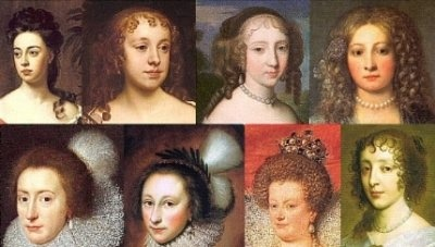 hot guy hairstyles : History of Hairstyles The 1600s 1600s fashion Pinterest History ...