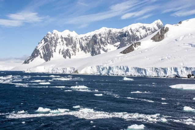 Data from Antarctic ice cores show global warming causes more global warming.