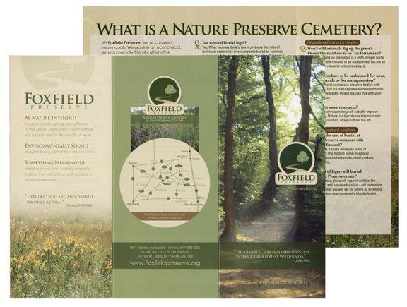 single fold brochure template - nature brochure brochure ideas trifold and single
