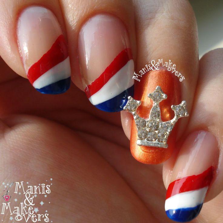 Manis & Makeovers: The 1st King's Day (Koningsdag) #Kingsday #Koningsdag http://manisandmakeovers.blogspot.com/2014/04/the-1st-kings-day-koningsdag.html