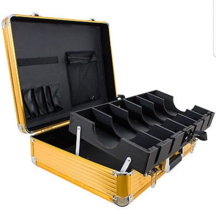 Large Master Barber Clipper - Trimmer Storage Travel Case VT10142-GD (GOLD) | Health & Beauty, Shaving & Hair Removal, Clippers & Trimmers | eBay!