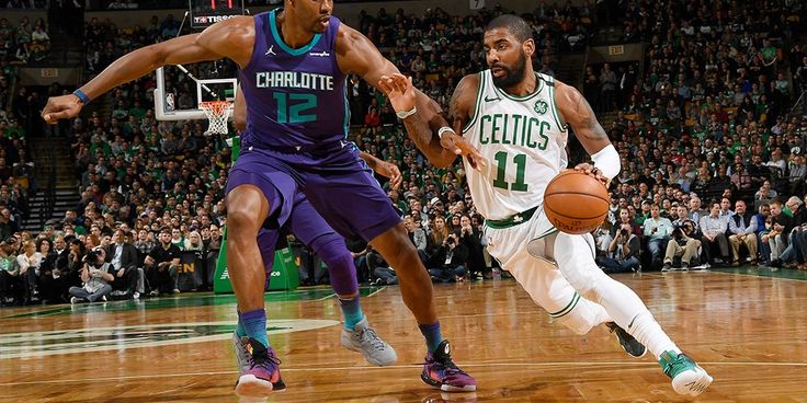 Final: Celtics 134, Hornets 106. Boston's offense was humming as the team shot 62.1 percent from the floor on the night. Kyrie Irving led all scorers in the game with 34 points. Six other Celtics (Baynes, Brown, Morris, Smart, Rozier, Monroe) scored in double-figures.