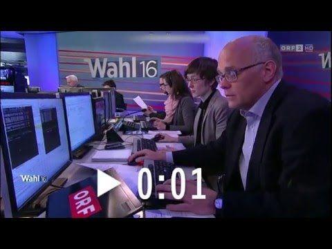 Politisches Erdbeben in Österreich: BP-Wahl 2016 - YouTube