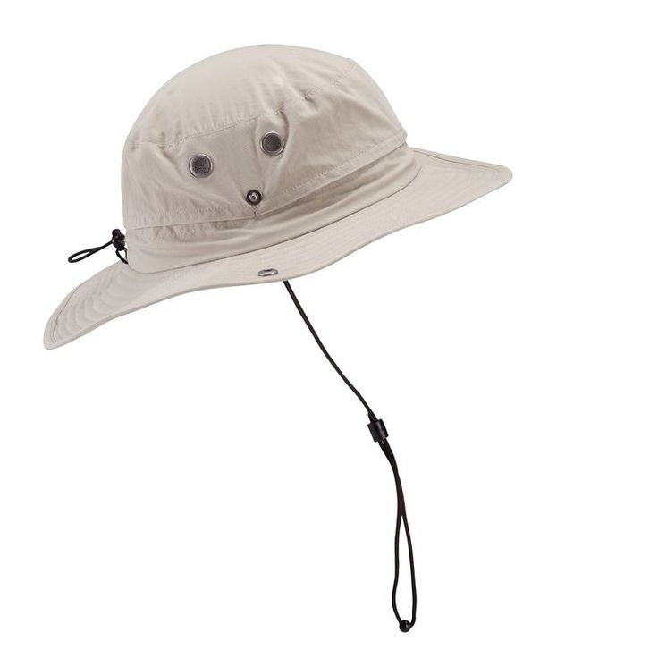 Pălărie Forclaz 500 Anti-UV Bej Bărbaţi