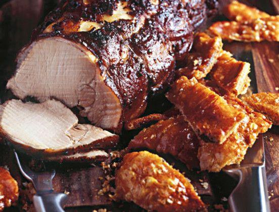 Am Wochenende soll etwas ganz besonderes auf den Tisch kommen. Star-Köchin Nigella Lawson muss da nicht lange überlegen: Sie empfiehlt Schweinerollbraten.