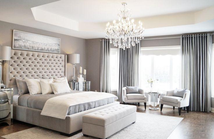 Kimmberly Capone Luxus, elegantes und schönes Schlafzimmer ...