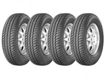 Conjunto de 4 Pneus General Tire 175/70R14 Aro 14 - 84T Evertrek RT