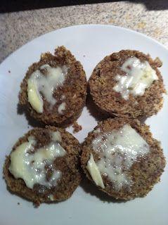 Muffin in a Minute - wheat free