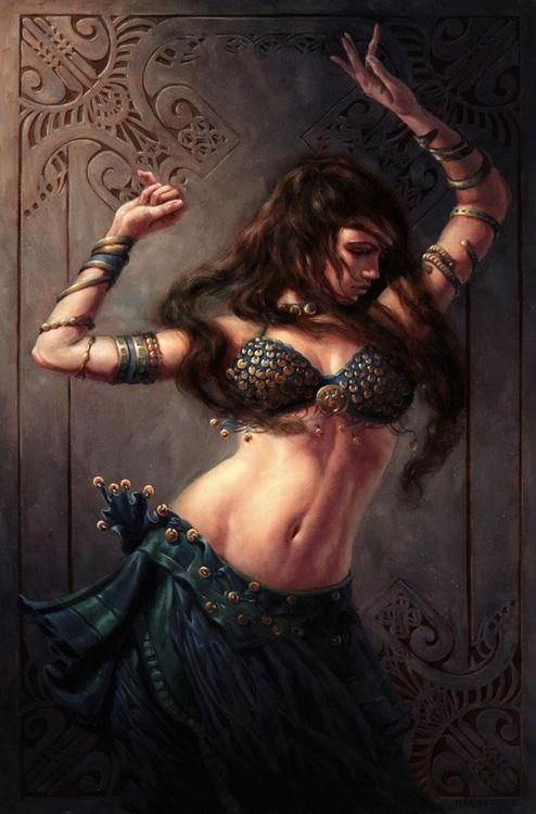 19 best Dessin/peinture Baladi - Belly dance drawing ...