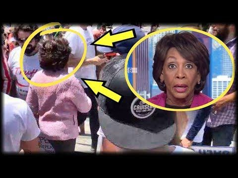 YOU NEED TO SEE THIS! MAXINE WATERS LITERALLY RUNS IN FEAR AFTER SHE'S ASKED ONE DAMNING QUESTION - YouTube 6:53 06-07-2017 LOL HER RUSSIAN TIES!