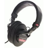 Sony MDR-V6 Monitor Series Headphones with CCAW Voice Coil (Electronics)By Sony