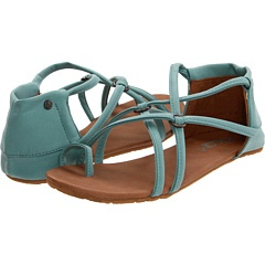 $35: Volcom Sandals, Sweet Creedler, Than, Volcom Sweet, Women Sandals, Closet, Accessories, Enclo Heels, Teal Sandals