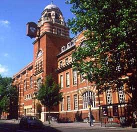 city university london - my future home!