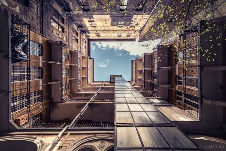 Zsolt Hlinka is a 37 years old architecture and urban photographer from Budapest, Hungary. For his latest project Zsolt captured amazing images of the 100 year old buildings of Nagykörút, Budapest.…