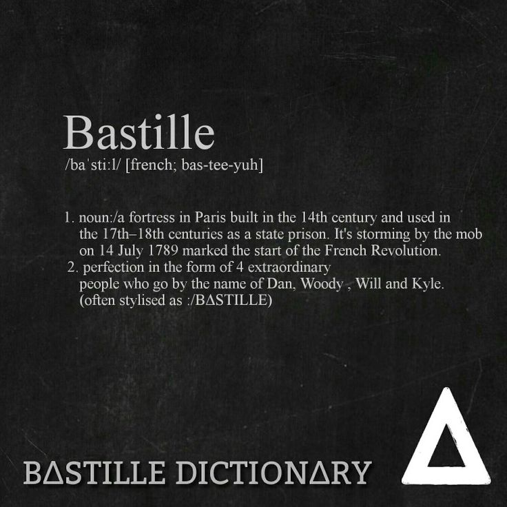 bastille lyrics song meanings
