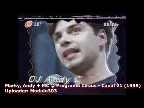 Dj Marky, Dj Andy + MC @ Circus - Canal 21 (1999). - YouTube