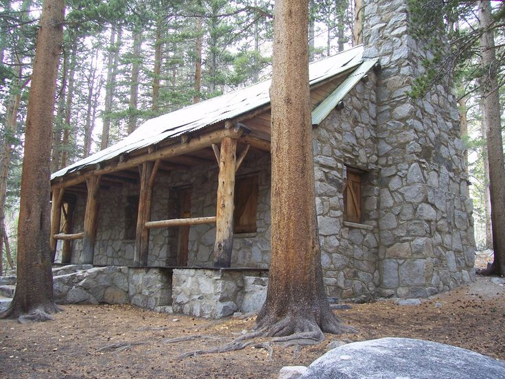 Beautiful How To Build A Stone Cabin #3: Stone Homes Building Plans | The Creak Of Boots: LON CHANEYu0027S STONE CABIN
