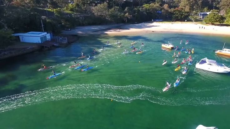 The Balmoral SUP-X series is fun SUP racing for everyone at beautiful Balmoral Beach. Our first round on Sunday August 28th 2016 had 40 paddlers of all levels, paddling in perfect Autumn conditions.