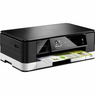 Imprimante multifonction jet d'encre couleur 3-en-1 - Impression, Scan, Copie - Wi-Fi - Recto-Verso