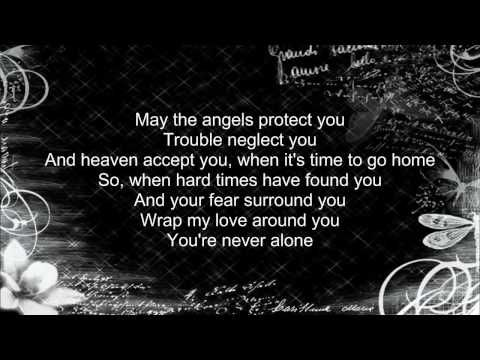 Lady Antebellum - Never Alone - Lyrics - YouTube