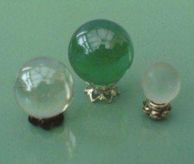 DIY dollhouse accessories  | how to: crystal ball | DIY miniatures dollhouse tutorials & supplies