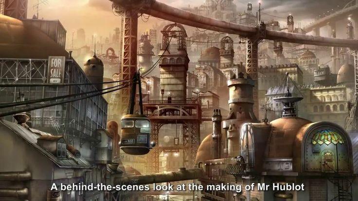 Art of the Mr. Hublot