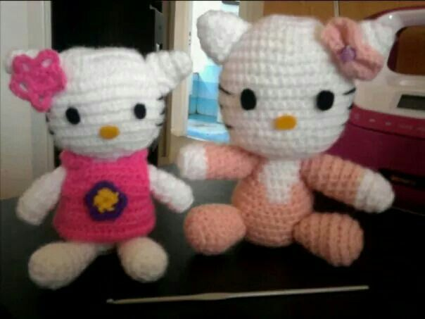 #Amigurumi kitty